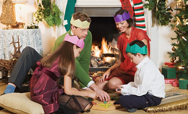 Sugerencias de Actividades para realizar en familia esta navidad